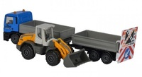 Majorette: Construction Playset - (Loader)