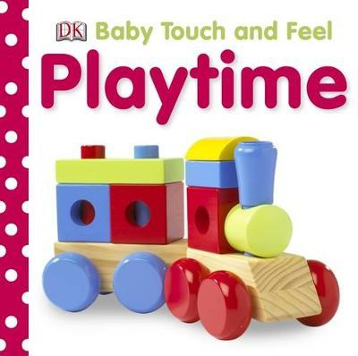 Baby Touch & Feel: Playtime by DK image