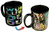 Rick and Morty - Group Shot Heat Change Coffee Mug
