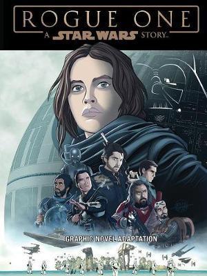 Star Wars: Rogue One Graphic Novel Adaptation by Alessandro Ferrari image