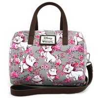 Loungefly: Disney The Aristocats - Marie Grey Duffle Bag