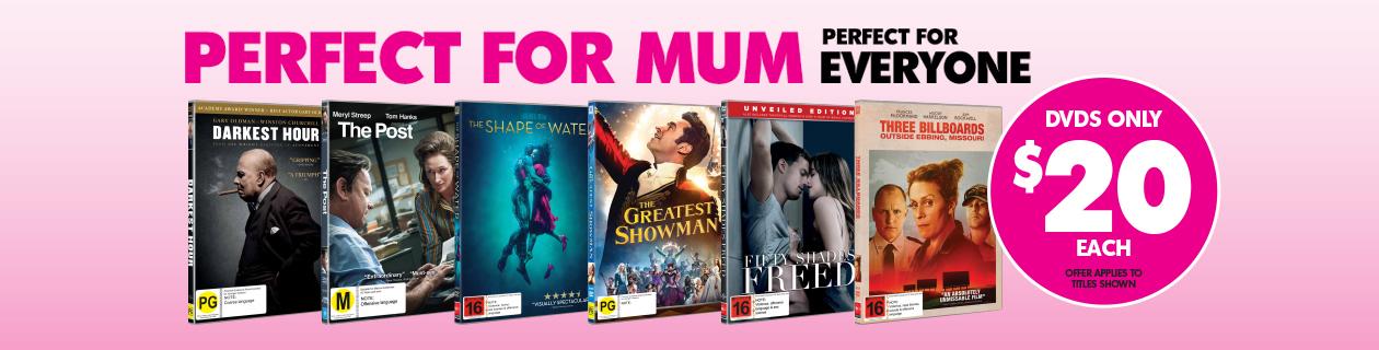 Movies for Mum
