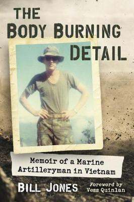 The Body Burning Detail by Bill Jones