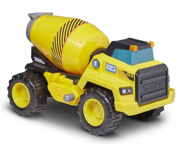 Tonka: Power Movers - Cement Mixer