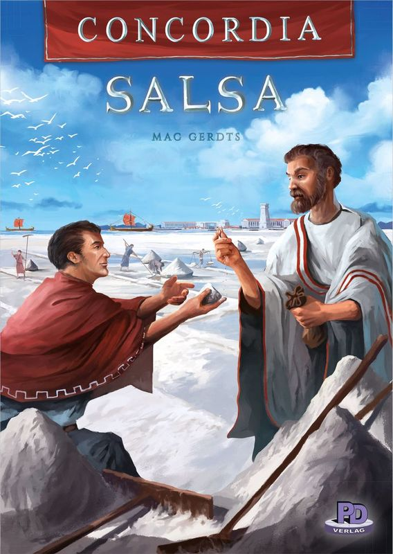 Concordia Salsa - Game Expansion