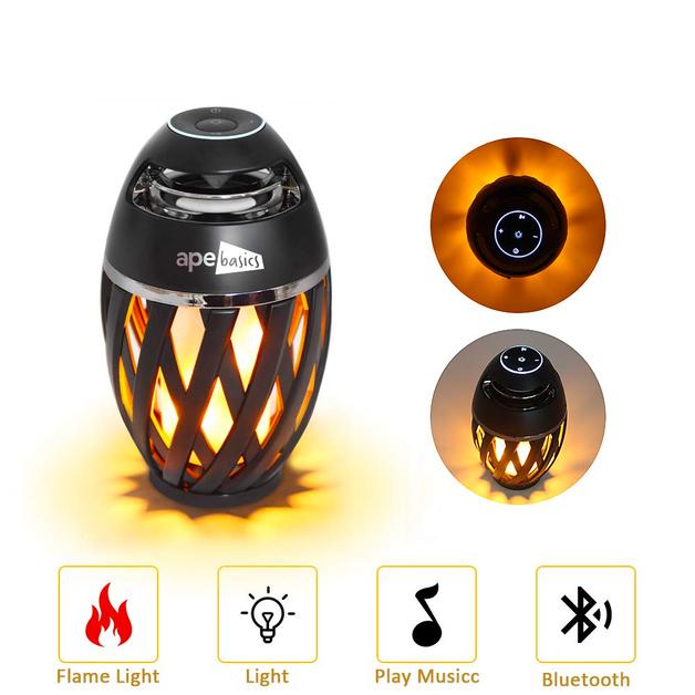 Ape Basics: LED Flame Speakers