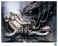 Alien: Lithograph Set - 40th Anniversary image