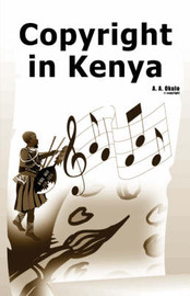 Copyright in Kenya by A. A. Okulo image
