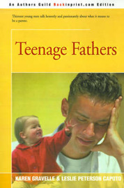Teenage Fathers by Karen Gravelle image