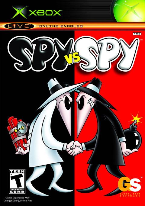 Spy vs. Spy for Xbox