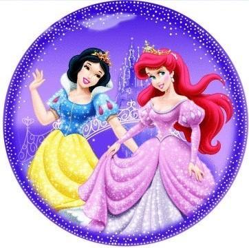 Dyna Ball Large 230mm - Disney Princesses