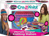 Cra-Z-Knitz: Knitting Station