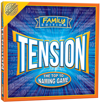 Holdson: Tension - Family Edition image
