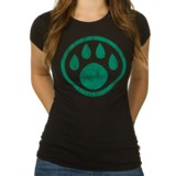 World of Warcraft Monk Paw Women's T-Shirt - Small