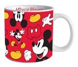 Disney: Mickey Mouse - Heat-Reactive Ceramic Mug
