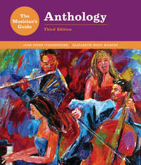 The Musician's Guide to Theory and Analysis Anthology by Jane Piper Clendinning