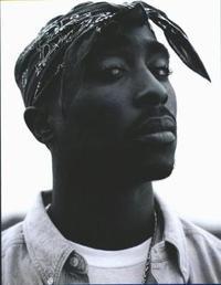 "Tupac Shakur by ""Vibe"" Magazine"