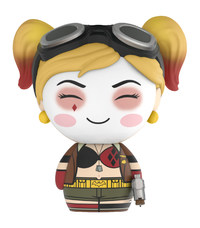DC Bombshells - Harley Quinn Dorbz Vinyl Figure (with a chance for a Chase version!)