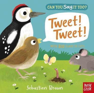 Can You Say It Too? Tweet! Tweet! image