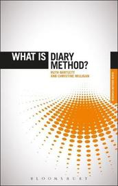 What is Diary Method? by Ruth Bartlett