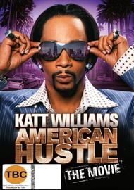 Katt Williams: American Hustle The Movie on DVD