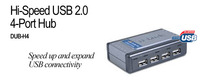 D-Link DUB-H4 4 Port USB 2.0 Hub image