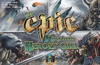 Tiny Epic Kingdoms: Heroes Call - Board Game