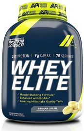 API Whey Elite Protein Powder - Banana (5lb)