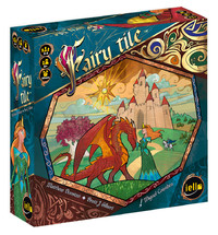 Fairy Tile - Board Game