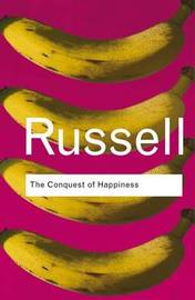 The Conquest of Happiness by Bertrand Russell image