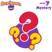 "Surprizamals: Cuties 2.5"" Plush - Series 7 (Blind Bag) image"