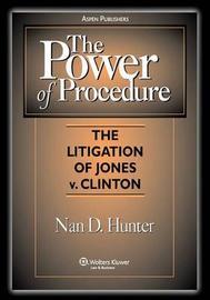 The Power of Procedure by Nan D Hunter