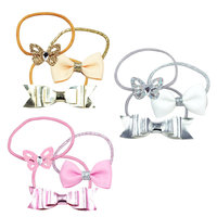 Pink Poppy: Butterflies & Bows - Hair Elastic Set (Assorted Colours)