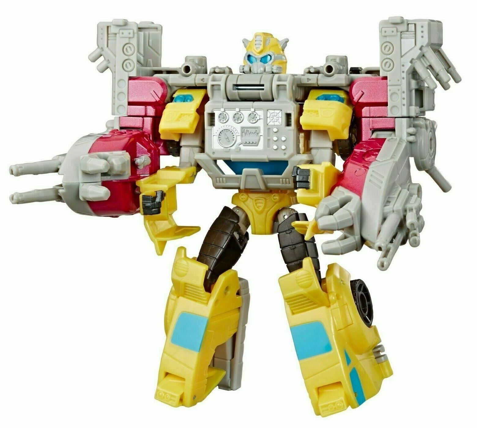 Transformers: Cyberverse - Spark Armor Bumblebee image