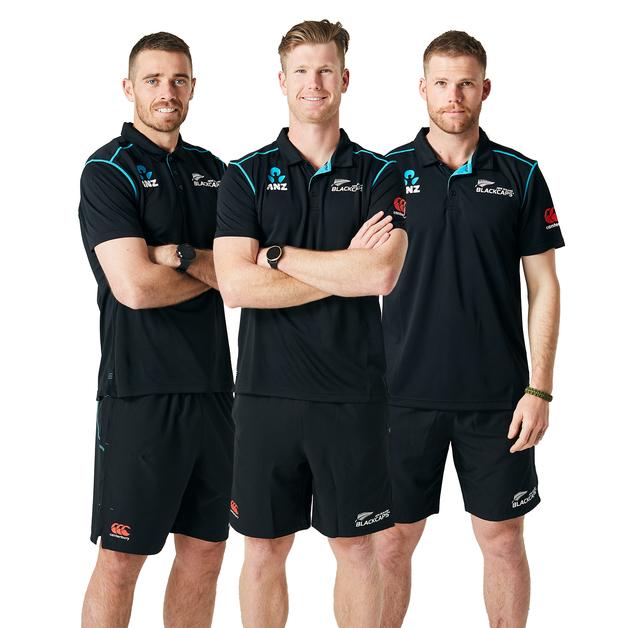 BLACKCAPS NZC Travel Polo (Medium)