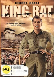 King Rat on DVD image