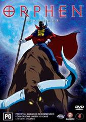 Orphen 4 - Mystere on DVD