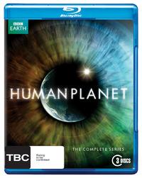 Human Planet on Blu-ray