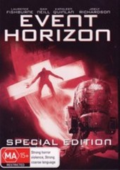 Event Horizon - Special Edition on DVD