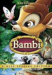 Bambi - Special Edition (2 Disc Set) on DVD