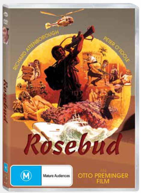Rosebud on DVD image