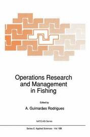 Operations Research and Management in Fishing