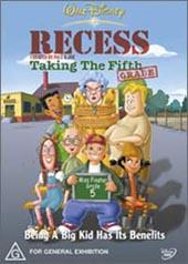 Recess - Taking The Fifth Grade on DVD