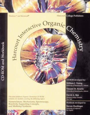 Interactive Organic Chemistry by William Vining (University of Massachusetts, USA)