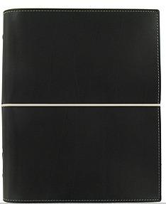 Filofax A5 Organiser Domino Black image