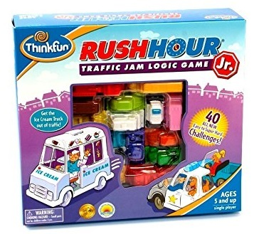 Thinkfun - Junior Rush Hour Game image