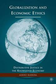 Globalization and Economic Ethics by Albino F. Barrera image