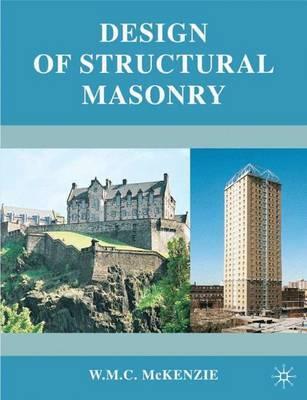 Design of Structural Masonry by W.M.C. McKenzie image
