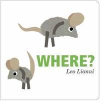 Where? by Leo Lionni