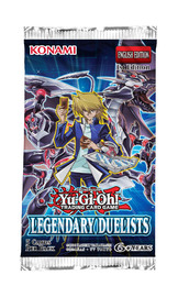 Yu-Gi-Oh! Legendary Duelists Single Booster (5 cards) image